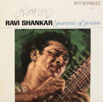 Portrait Of Genius-Ravi Shankar
