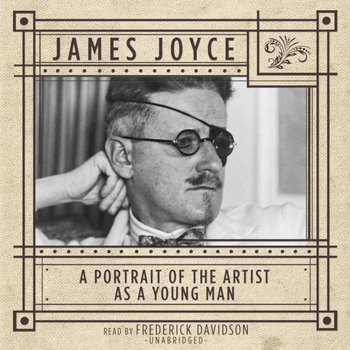 Portrait of the Artist as a Young Man-Joyce James