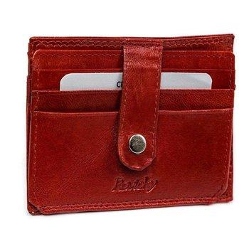 Porządne skórzane etui na karty i dokumenty Rovicky® RFID-Rovicky