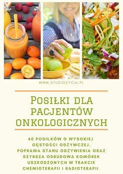 Posiłki dla pacjentów onkologicznych-Piekarczyk Anna