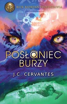Posłaniec Burzy-Cervantes J. C.