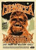 Posterplate, plakat Chewbacca - Star Wars Legends