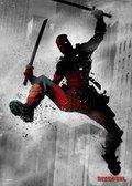 Posterplate, plakat Deadpool - Marvel Dark Edition