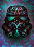 Posterplate, plakat Fluid - Masked Troopers