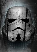 Posterplate, plakat Irontrooper - Masked Troopers
