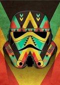 Posterplate, plakat Organic - Masked Troopers