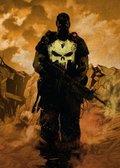 Posterplate, plakat Pinisher - Marvel Dark Edition