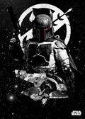 Posterplate, plakat Slave I - Star Wars Pilots