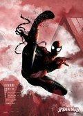 Posterplate, plakat Spider-Man - Marvel Dark Edition