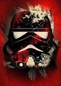Posterplate, plakat Splatter - Masked Troopers
