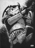 Posterplate, plakat Stormtrooper