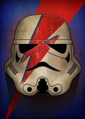 Posterplate, plakat Ziggy - Masked Troopers
