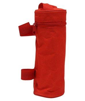 Poupy, Etui termiczne na butelkę, 0m+,  Czerwony, 500 ml-Poupy