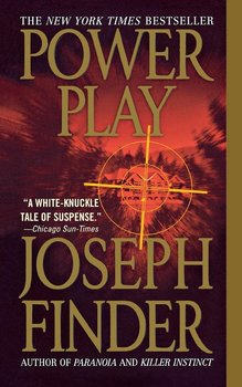 Power Play (Revised)-Finder Joseph