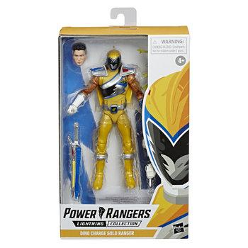 Power Rangers, figurka Złoty Power Ranger, E7757-Power Rangers