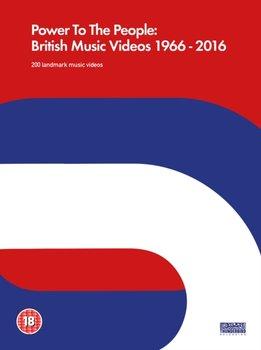 Power to the People: British Music Videos 1966-2016 (brak polskiej wersji językowej)