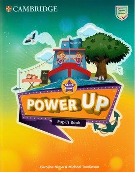 Power Up. Start Smart. Pupil's Book-Nixon Caroline, Tomlinson Michael