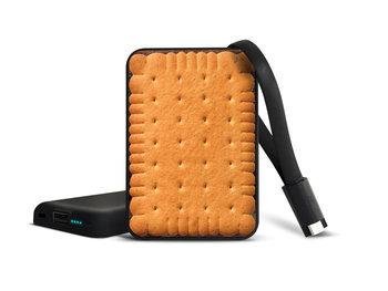 Powerbank SMARTOOLS MC5 Card Biscuit, 5000 mAh Li-Po-SMARTOOLS