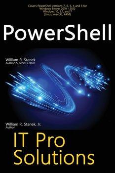 PowerShell, IT Pro Solutions-Stanek William R.