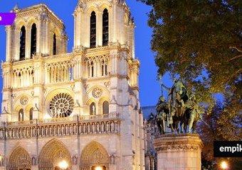 Pożar katedry Notre Dame. Jaką rolę odegrała w kulturze?