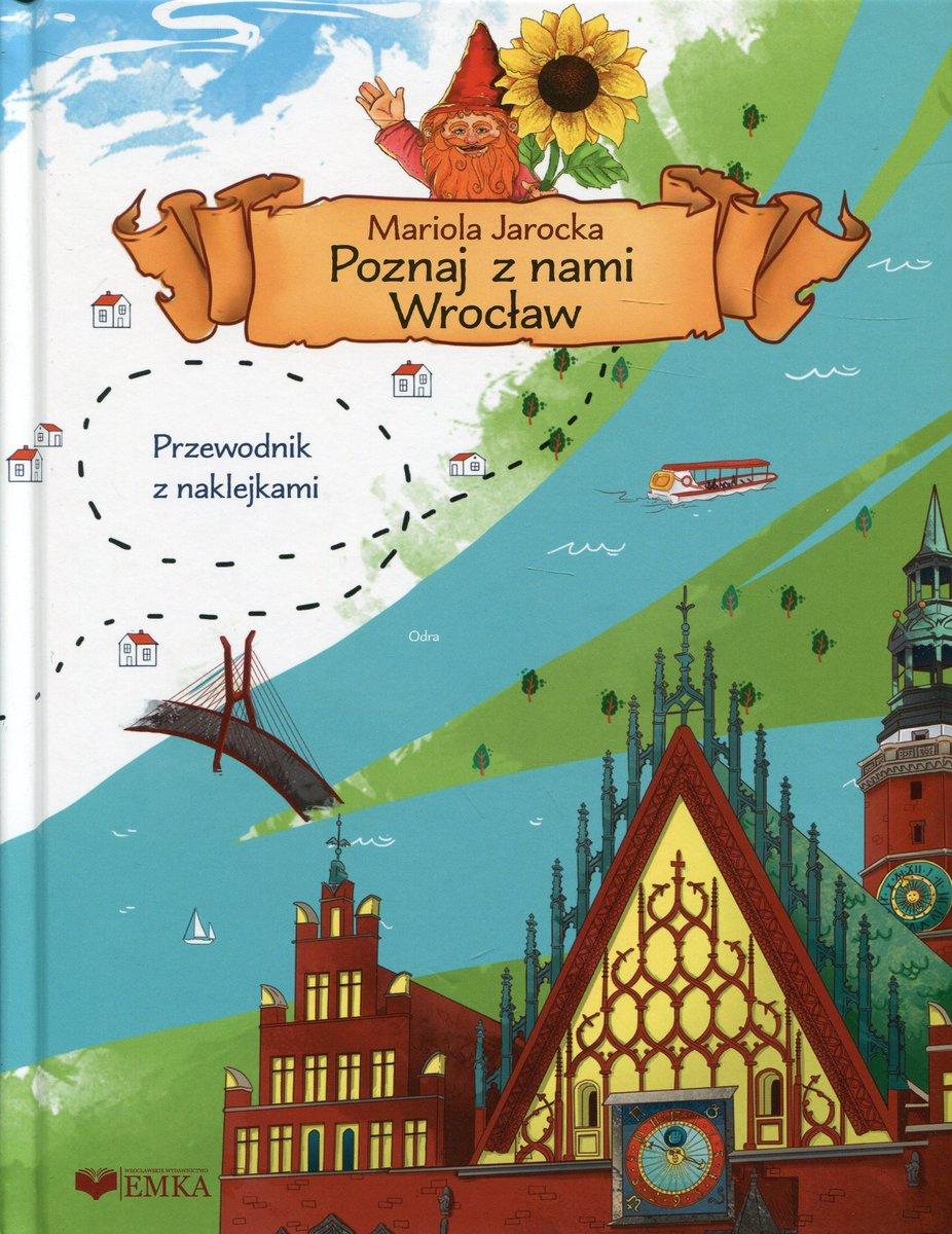 Poznaj Z Nami Wrocław Przewodnik Z Naklejkami
