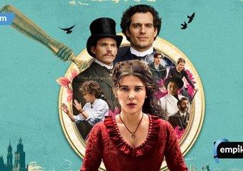 "Poznajcie siostrę Holmes, wiktoriańską feministkę – recenzja filmu ""Enola Holmes"""
