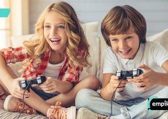 Pozwólcie dzieciom grać w gry wideo!