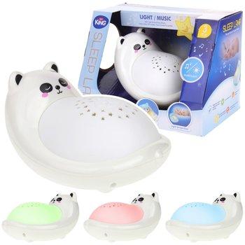 Pozytywka z lampką nocną Panda-Urwiskowo