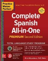 Practice Makes Perfect Complete Spanish All-in-One-Nissenberg Gilda