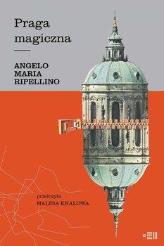 Praga magiczna-Ripellino Angelo Maria