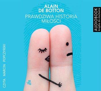 Prawdziwa historia miłości-De Botton Alain