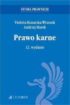 Prawo karne-Konarska-Wrzosek Violetta, Marek Andrzej