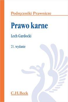 Prawo karne-Gardocki Lech