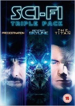 Predestination/Beyond Skyline/The Titan (brak polskiej wersji językowej)-Ruff Lennart, O'Donnell Liam, Spierig Michael, Spierig Peter