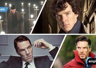 """Premiera """"Wojny o prąd"""". Przypominamy role Benedicta Cumberbatcha, które trzeba znać"""