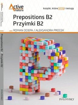 Prepositions B2. Przyimki B2-Ociepa Roman