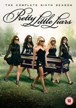 Pretty Little Liars: The Complete Sixth Season (brak polskiej wersji językowej)