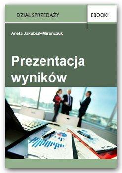 Prezentacja wyników                      (ebook)