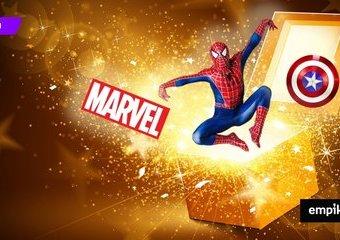 Prezenty dla fanów Marvela
