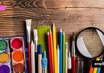 Prezenty kreatywne dla małych i dużych artystów