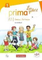 Prima - Los geht's! Band 1 - Schülerbuch mit Audios online-Ciepielewska-Kaczmarek Luiza