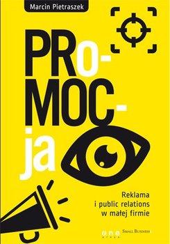 PRo-MOC-ja. Reklama i public relations w małej firmie                      (ebook)