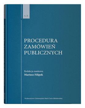 Procedura zamówień publicznych. Tom 2-Opracowanie zbiorowe