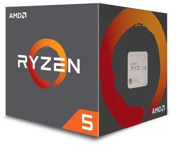 Procesor AMD Ryzen 5 2600 YD2600BBAFBOX, 3.4 GHz, 16 MB, Socket - AM4-AMD