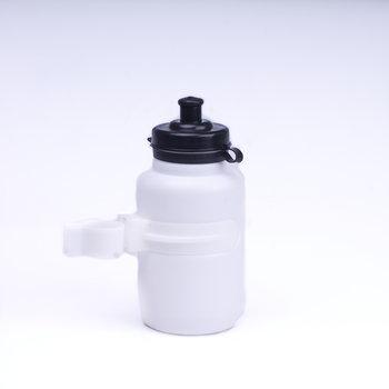 Profex, Bidon plastikowy z uchwytem, 200 ml, biały-PROFEX