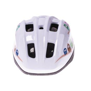 Profex, Kask rowerowy dziecięcy, Sowy, rozmiar S/M-PROFEX