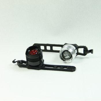 Profex, Lampki rowerowe aluminiowe LED-PROFEX