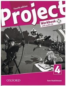 Project 4E 4 WB Pack & Online Practice-Hutchinson Tom