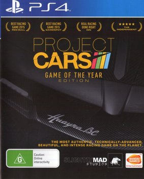Project Cars -  Game Of The Year Edition-Slightly Mad Studios