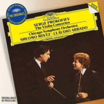 Prokofiev: The Violin Concertos-Mintz Shlomo